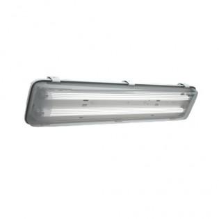 Светильник люминесцентный LZ 2х18 IP65 СВЕТОВЫЕ ТЕХНОЛОГИИ