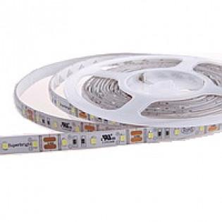 Светодиодная лента 60шт/м 12Вт/м SMD 2835 IP65 3000K 12V Rishang