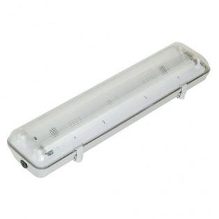 Светильник д/LED TS 2*1200мм IP65 ЛПП 2x36 Китай