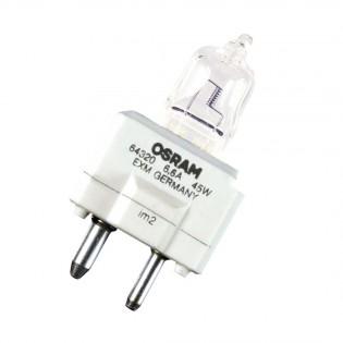 Лампа специальная галогенная управляемая током (для аэропортов) — OSRAM 64322 EXL 30W 6.6A GY9.5 4008321100146