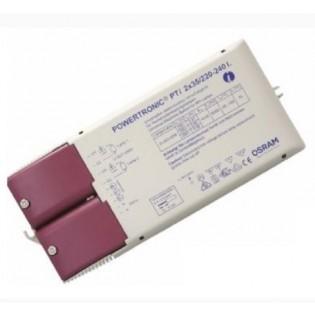 ЭПРА для для ламп МГЛ – с компенсатором натяжения провода - OSRAM POWERTRONIC INTELLIGENT PTi 2x35/220-240 I - 4008321372666