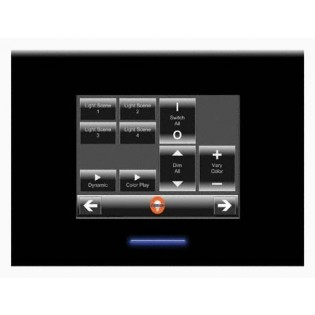 Компонент системы управления освещением EASY Color Control - сенсорная панель OSRAM EASY Touch Panel - 4008321956989