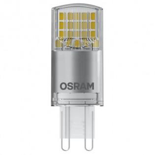 Лампа светодиодная капсульная PIN G9 3.8W/840 230V Star 40 CL OSRAM - 4058075812390