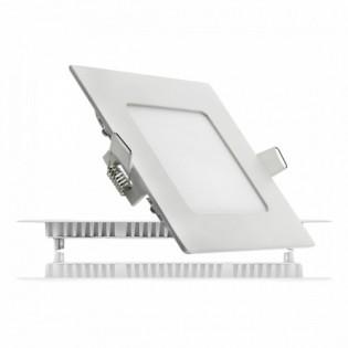 Светодиодный встраиваемый точечный светильник e.LED.MP. Square.R.6.4500 6W 4500K E.NEXT