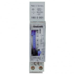 Таймер электромеханический SYN 160 a Theben (Германия)