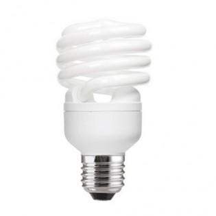 Лампа энергосберегающая FLE23HLX/T2/827/E27 screw, Е27, 23Вт, 2700К, колба Т2 General Electric