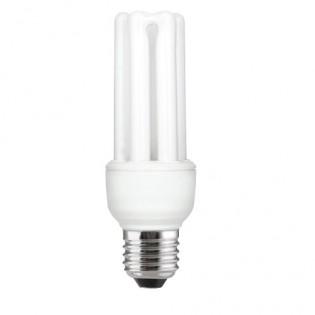 Лампа энергосберегающая 3U FLE15TBX/T3/840/E27, 15Вт, Е27, 4000К, колба Т3 General Electric
