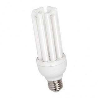 Лампа энергосберегающая 4U FLE23QBX/T3/827/E27, 23Вт, Е27, 4000К, колба Т3 General Electric
