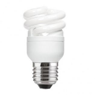 Лампа энергосберегающая FLE8HLX/T2/827/E27 screw, Е27, 8Вт, 2700К, колба Т2 General Electric