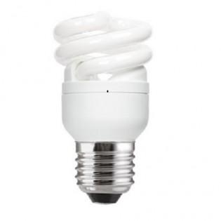Лампа энергосберегающая FLE8HLX/T2/865/E27 screw, Е27, 8Вт, 6500К, колба Т2 General Electric