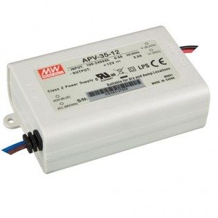 Блок питания 35W 12V DC IP42 Mean Well