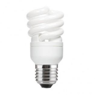 Лампа энергосберегающая FLE12HLX/T2/865/E27 screw, Е27, 12Вт, 6500К, колба Т2 General Electric