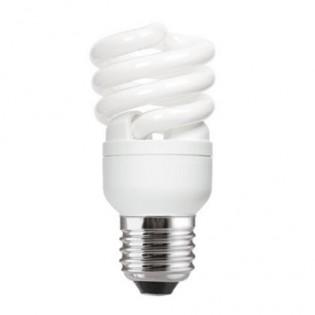 Лампа энергосберегающая FLE15HLX/T2/865/E27 screw, Е27, 15Вт, 6500К, колба Т2 General Electric