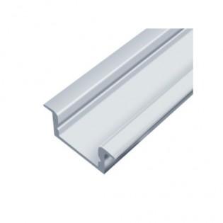 Профиль для светодиодной ленты ЛПВ-7 врезной 2м