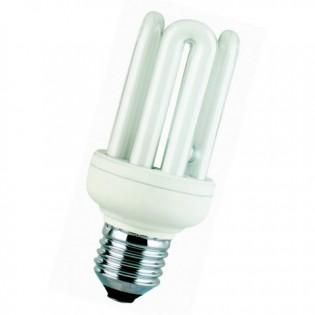 Лампа энергосберегающая 4U, E14, 4200К, 15Вт