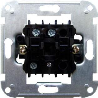 Механизм выключателя одноклавиш. лестничного с подсветкой 11272