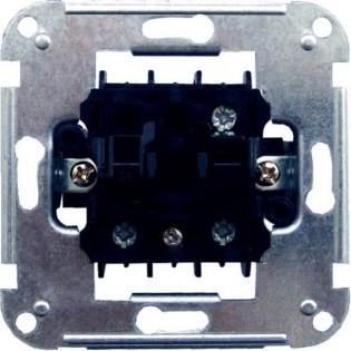 Механизм выключателя двухклавишного с подсветкой 11882