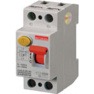 Выключатель дифференциального тока, 4р, 40А, 100мА (industrial)