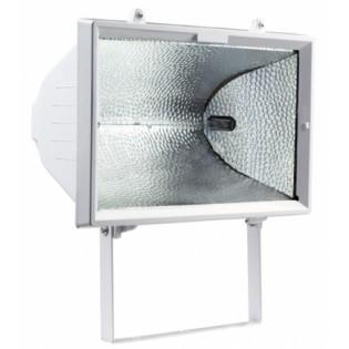 Прожектор под галогенную лампу, 1000Вт, белый