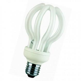 Лампа энергосберегающая flower, E14, 2700К, 20Вт