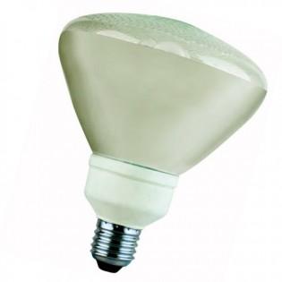 Лампа энергосберегающая рефлекторная PAR38, E27, 4200К, 15Вт