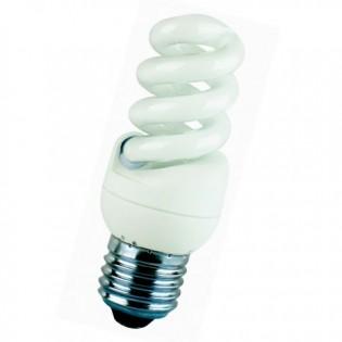 Лампа энергосберегающая screw, E14, 2700К, 7Вт