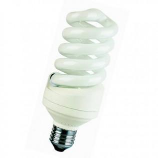 Лампа энергосберегающая screw, E14, 4200К, 22Вт