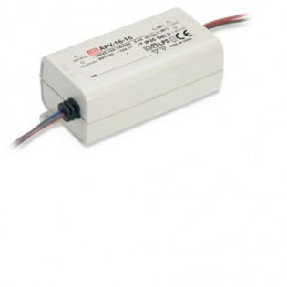 Блок питания 16W 12V DC IP42 Mean Well