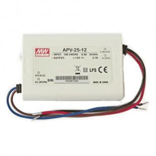 Блок питания APV-25-12 25W 12V DC IP42 Mean Well