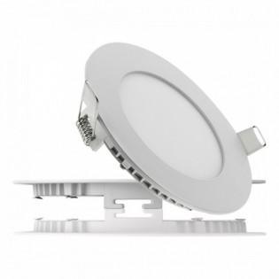 Светодиодный встраиваемый точечный светильник e.LED.MP. Round. R.6.4500 6W 4500K  E.NEXT