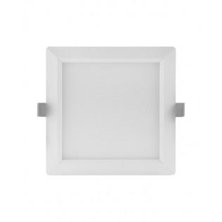 Светильник светодиодный встраиваемый квадратный DL SLIM SQ105 6W/4000K WT 230V IP20 Ledvance OSRAM - 4058075079236