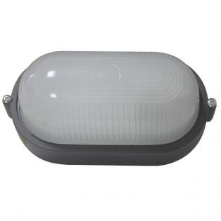 Светильник влагозащищенный 1401, 60W, черный