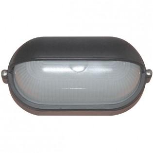 Светильник влагозащищенный 1402, 100W, черный