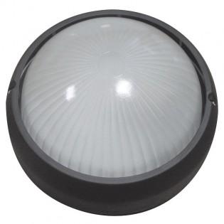 Светильник влагозащищенный 9017, 60W, черный