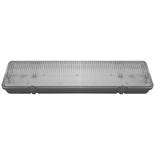 Светильник люминесцентный с призменным плафоном 2х40Вт ЭПРА IP65 E.NEXT