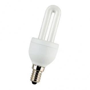 Лампа энергосберегающая 2U, E14, 2700К, 5Вт E.NEXT