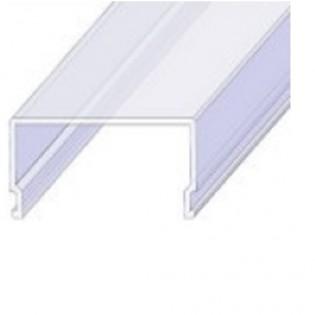 Рассеиватель РСП для профиля ЛСС и ЛСО матовый прямоугольный