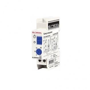 Таймер электромеханический e.control.t02 E.NEXT