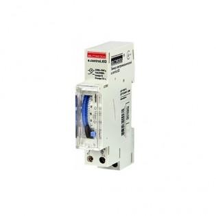 Таймер электромеханический 18мм e.control.t03 E.NEXT