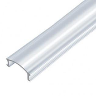Рассеиватель ЛРМ для профиля LED матовый