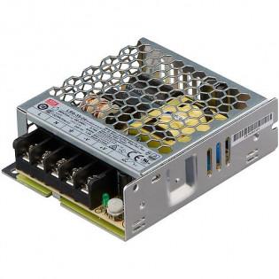 Блок питания LRS-35-24 35W 24V DC IP20 Mean Well