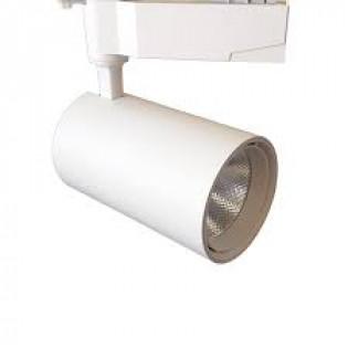 Светильник светодиодный трековый LTR3-30-6000-15 Белый
