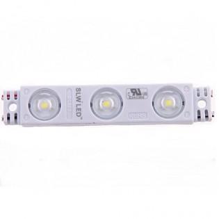Светодиодный модуль M903TB-W 3 светодиода с линзой SMD 2835 6000K IP65 Rishang