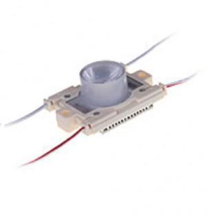 Светодиодный модуль1 светодиод c линзой SMD 3535 6000K IP65 Rishang