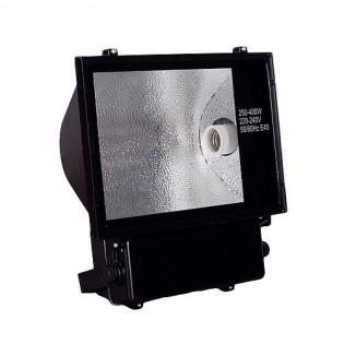 Прожектор натриевый 250Вт, Regent ЖО 250W Е40, черный