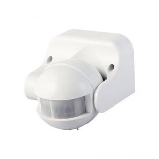 Датчик движения инфракрасный белый e.sensor.pir.09.white s061002 E.NEXT