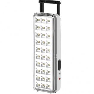 Светильник аварийный UL-6630 аккумуляторный 30LED 49411 ULTRALIGHT