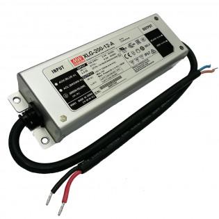 Блок питания 192W 12V DC IP67 XLG-200-12A Mean Well