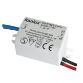 Трансформатор электронный LED ADI 350 1x3W (01440) Kanlux (Польша)
