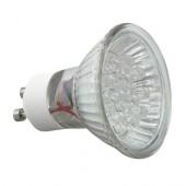 Лампа светодиодная LED12 GU10-CW 230V (12630) Kanlux (Польша)